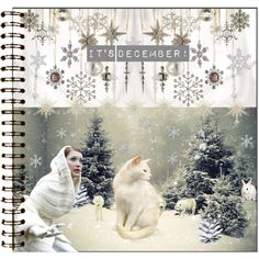Designer Clothes, Shoes & Bags for Women Journal Pages, Collage Art, Photo Wall, Frame, Polyvore, Dress Code, December, Design, Women