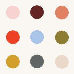 Colour Pallette, Colour Schemes, Web Design, Mood Colors, Color Studies, Color Of Life, Color Theory, Identity Design, Illustrations
