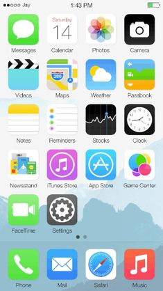 This striking iOS 8 concept reinvents thehomescreen