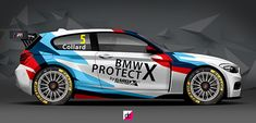 WSR BMW Racing BTCC Livery Proposals. on Behance