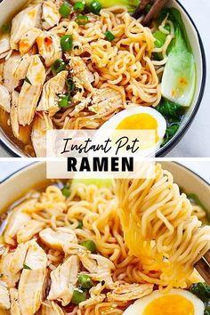 New Chicken Recipes, Turkey Recipes, Most Delicious Recipe, Delicious Dinner Recipes, Hearty Chicken Soup, Chicken Appetizers, Rasa Malaysia, Chili Oil, Tokyo 2020