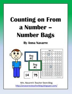 Counting on From a Number