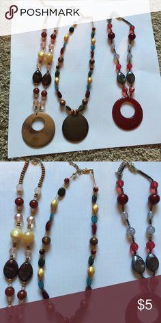 Bundle of necklaces Bundle of necklaces Jewelry Necklaces