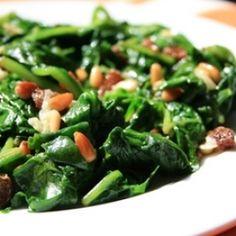 Des recettes qui vont faire aimer les épinards