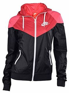 Nike Women's Windrunner Casual Zip Up...