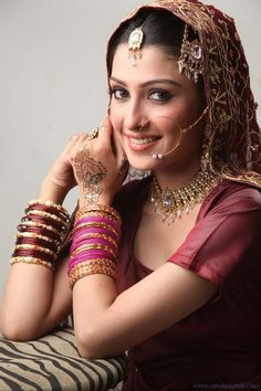 indian makeup looks