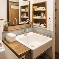 Washroom, Bathroom Medicine Cabinet, Tiny House Plans, Fashion Room, House Rooms, Toilet, Sink, Shower, Interior Design