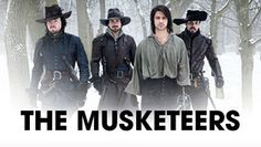 """Is there such a thing as a """"Good Traitor""""? The Musketeers seems to think there is"""