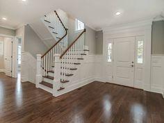 Custom design & build your new home with Jim Brenn of Distinctive Domain. Call Paul 908-310-1358 or Jane 908-313-7180 Custom Home Builders, Custom Homes, Staircase Ideas, New Construction, Home Renovation, Custom Design, New Homes, Real Estate, Luxury