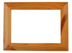 plain-wood-picture-frame-vector_2673512.jpg (626×469)