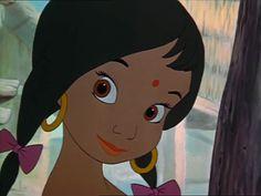 Shanti from Jungle Book