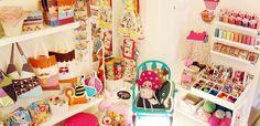 Las mejores tiendas de crafts, manualidades y costura de Barcelona | DolceCity.com