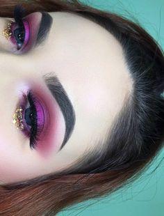 Hottest Eye Makeup Looks Pretty Makeup, Love Makeup, Makeup Inspo, Makeup Art, Makeup Inspiration, Beauty Makeup, Perfect Makeup, Beauty Tips, Eyebrow Makeup