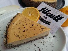 Fit makový cheesecake s dostatkom bielkovín a s vyváženými nutričnými hodnotami (Recept) Clean Eating, Paleo, Food And Drink, Vegan, Fresh, Cookies, Cheesecake, Healthy, Fitness