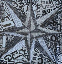 text collage by Pema C Rhythm Art, Teaching Art, Teaching Ideas, Create Collage, Blog Love, Art School, Art Blog, Art Projects, Woodstock