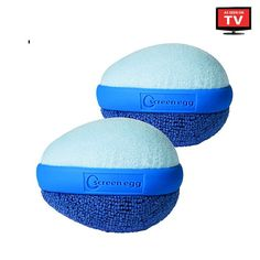 2-Pack: As Seen On TV Screen Egg Touchscreen Cleaner