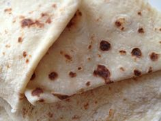 Lefse is a usual item at our alumni events! Yum.