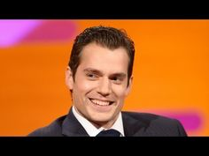 How Henry Cavill met Russell Crowe - The Graham Norton Show - Series 13 Episode 11 - BBC One Beautiful Eyes, Gorgeous Men, Superman Henry Cavill, Norton Show, Russell Crowe, Bbc America, Sweet Stories, Vampire Dairies, Bbc One