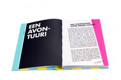 FC de Omslag is a collaboration between the library and the archives in the city of Gouda. This initiative was set up to explore and experiment how they, together with the inhabitants of Gouda, can create culture. The book is an adventure book about dealing with culture in a new experimental way.  #Inspiration #Design #Creative #Book #Special #Publication  #Cover #Experimental #Interactive #Unique #Art  #Binding #Layout #Grid #Graphicdesign #Editorial #Paper