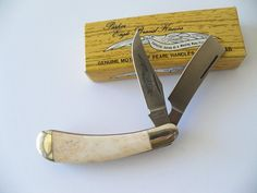 Vintage PARKER Cut Co Pocket Knife by rekamepip on Etsy.