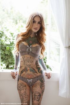 SexyInk~Little Linda