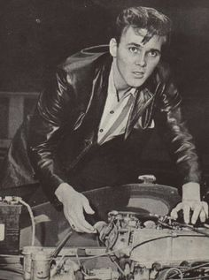 Billy Fury - died aged 42 - heart disease due to rheumatic fever