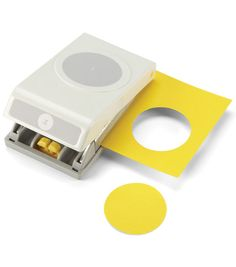 """Nesting Paper Punch-Circle 2"""", , hi-res  Circle punch $9.89 (on sale) Joanns"""