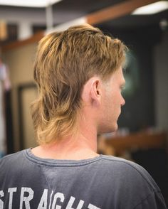 nice 50 Upscale Mullet Haircut Styles - Express Yourself Check more at http://machohairstyles.com/best-mullet-haircut-styles/