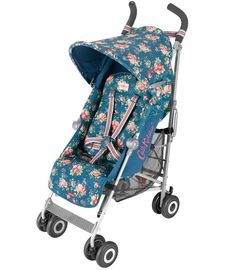 £199 lovely!  Buy your Maclaren Quest Special Cath Kidston Pushchair - Spray Flowers from Kiddicare Pushchairs| Online baby shop | Nursery Equipment