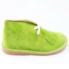 Desert Boot Sideshow Green