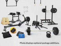 Again Faster - Equipment for CrossFit - Home Gym: Competitor