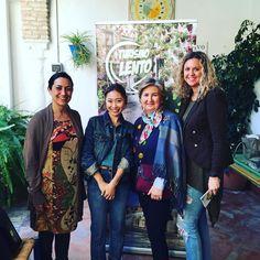 #presentación #futura #guia de #viajes #cordoba @sayudeey #caracoltours @bodegasmezquita @ruralbuytron by soniatoril