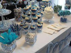 Sweet Celebration! Baby Boy 1st birthday! | oh goodie designs