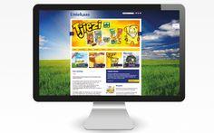In 2012 heeft Webbureau Quite Easy een nieuwe ontwerp gemaakt voor de website van Uniekaas. De layout van de oude website voldeed niet aan de uitstraling die een merk als Uniekaas moet hebben. De techniek van de oude website voldeed ook niet aan de webstandaarden. Meer informatie: www.quite-easy.nl/portfolio/uniekaas