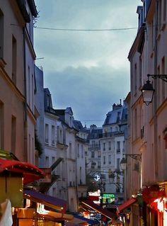 rue Mouffetard - Paris 5ème