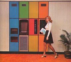 Mod inspired interior design