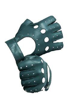 leo macenauer / hand gloves / hand made / italian leather