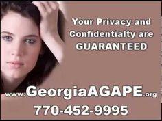 Pregnant Teen Kennesaw GA, Adoption, 770-452-9995, Georgia AGAPE, Pregna... https://youtu.be/QpyD91zYo5c