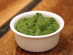Pesto de chou kale