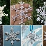 DIY Home Project – Quilled Snowflake