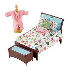Amazon.com: Fisher-Price Loving Family Parents Bedroom: Toys & Games