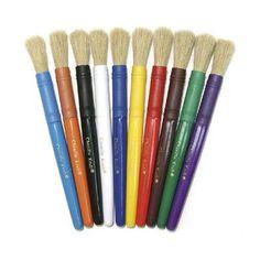 Chenille Kraft Assorted Colossal Brushes