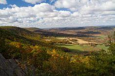 Stairway to Heaven: Pochuck Valley to Pinwheel Vista