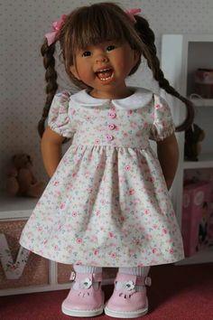 Wichtel  Muller doll