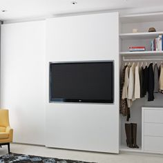 A Designer's Closet - contemporary - closet - los angeles - Lisa Adams, LA Closet Design
