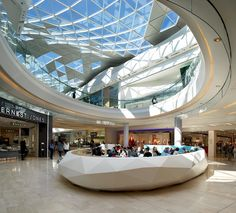 London shopping, shopping mall interior, shoping mall, centre commercial, s Shopping Mall Architecture, Shopping Mall Interior, London Shopping, Shopping Shopping, Skylight Design, Atrium Design, Ceiling Design, Commercial Complex, Centre Commercial