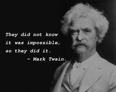 On accomplishment, Mark Twain Wise Quotes, Quotable Quotes, Words Quotes, Great Quotes, Inspirational Quotes, Qoutes, Atheist Quotes, Wise Sayings, Motivational Thoughts