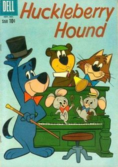 Watched it every Tuesday night w my dad. BooBoo was his sidekick.