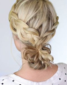 11 BRAIDED PONYTAIL TUTORIALS PERFECT FOR FALL  OCTOBER