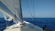 ...primo bordo 2016!  #barcaavela #vela #sailingboat #sailing #moana60 #imoca #cruise #crociere #baie #sup #greece #Zakynthos #kefallina #Ithaki #travel #vacanze #viaggi #estate #spiagge